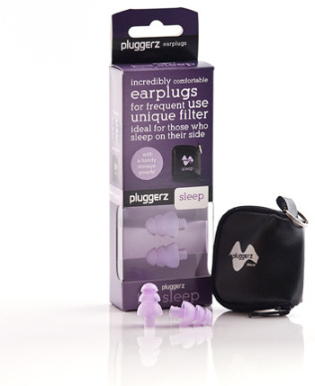 Pluggerz reusable ear plugs