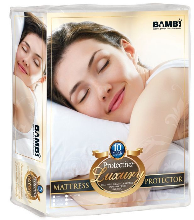Bambi Protectiva Luxury Waterproof Tencel Mattress Protector