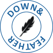 Downia Double Duck Down Surround Pillow