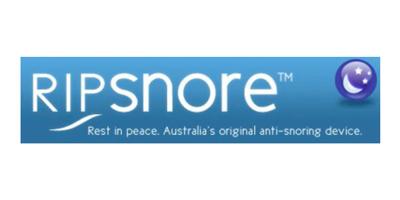 RIPsnore Logo