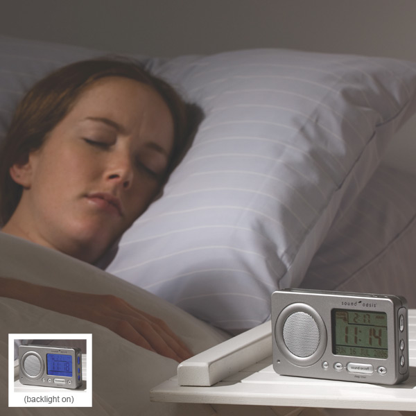 sound oasis travel sleep therapy system s850 white noise machine ebay. Black Bedroom Furniture Sets. Home Design Ideas