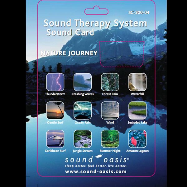 Sound Oasis S 650 Sleep Therapy System With Baby Sound Card