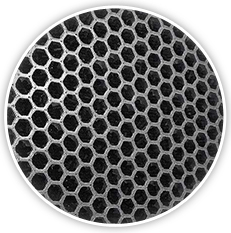 Carbon Filter Close up Air Purifier