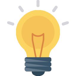 Tips Lightbulb