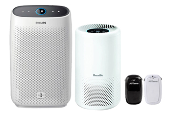Air Purifiers and Personal Air Purifiers