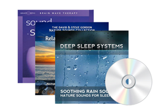 Relaxing music cd
