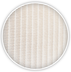 HEPA filter close up Air Purifier