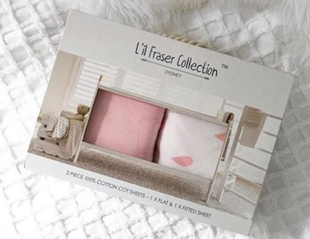 Lil Fraser Sheet Set Box