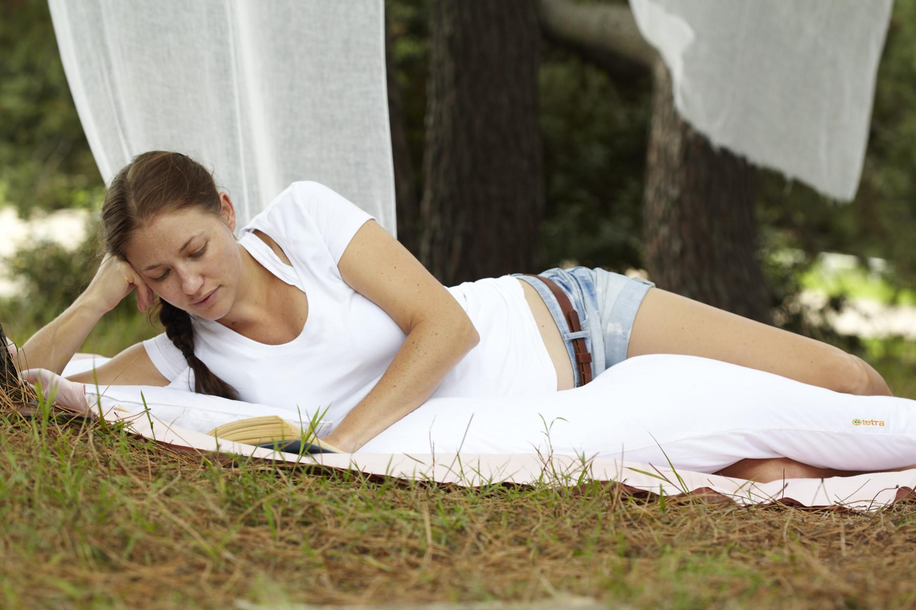 Tetra Organic Body Pillow
