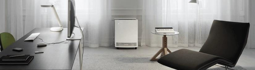 Blueair 650E living space