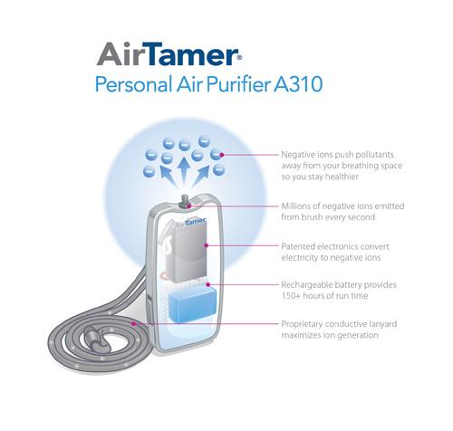FilterStream AirTamer A310