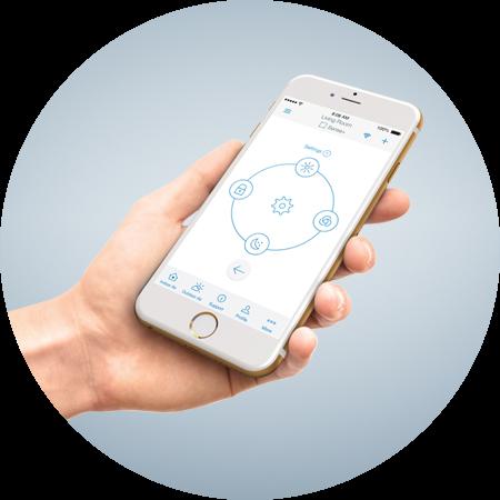 Blueair Sense Air Purifier Remote Control
