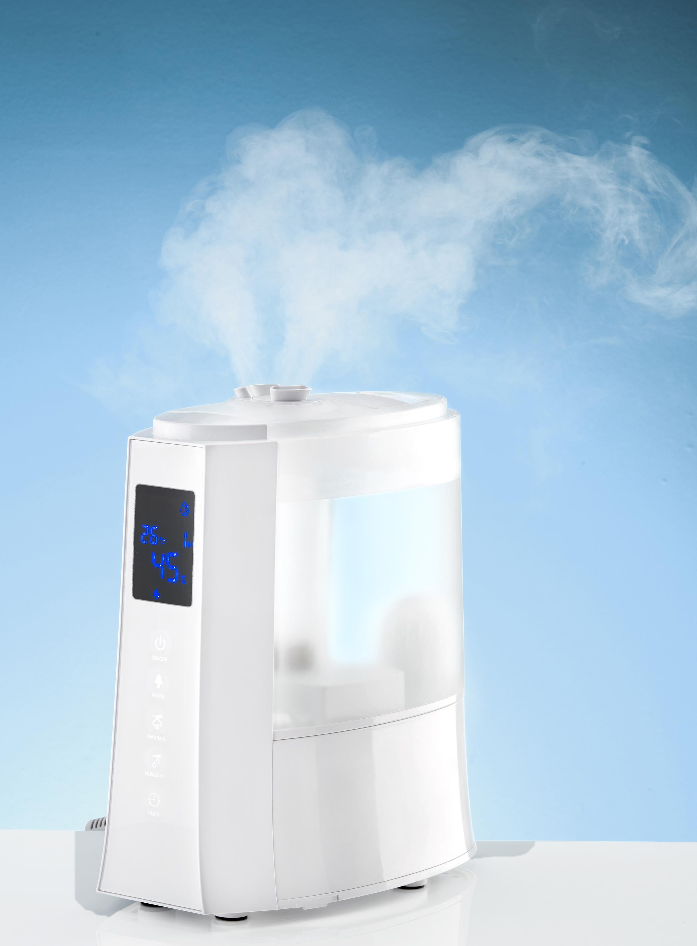 Climate Cli Ah300 Ultrasonic Cool Mist Humidifier