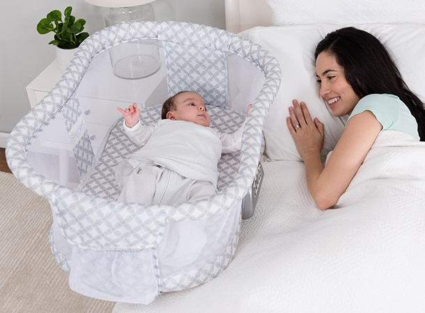 Halo Bassinest best for having your newborn beside you