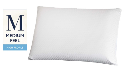 John Cotton Classic Talalay™ Latex Pillow High Profile Medium Feel