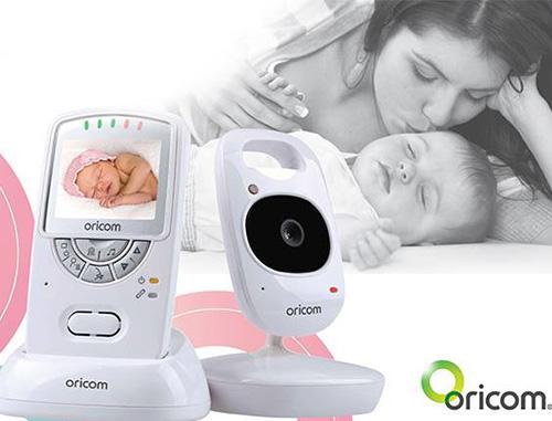 Oricom Secure 710 Baby Monitor-MotherandBaby