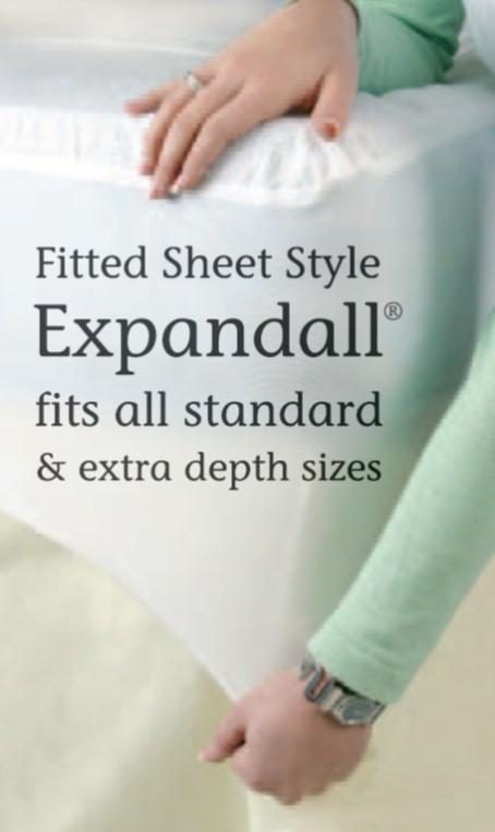 Protect A Bed Elite Tencel Queen Mattress Protector