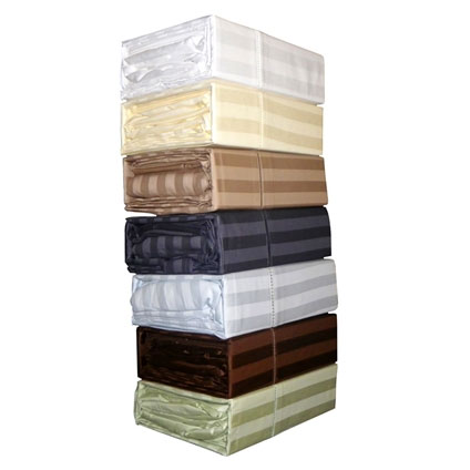 Ramesses Cotton Sateen Sheet Set