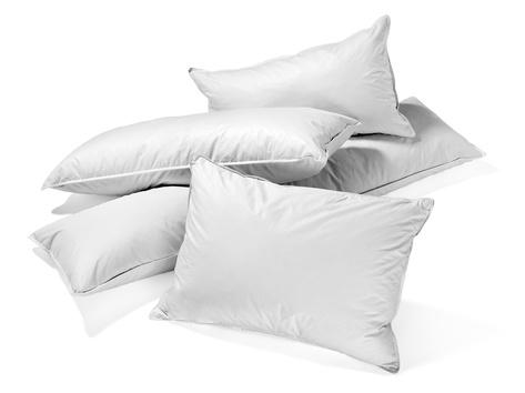 Selection of pillows pillow guide