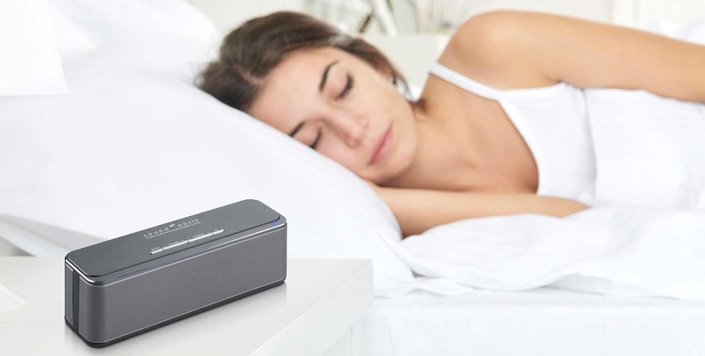Bst-400 lifestyle image of female sleeping