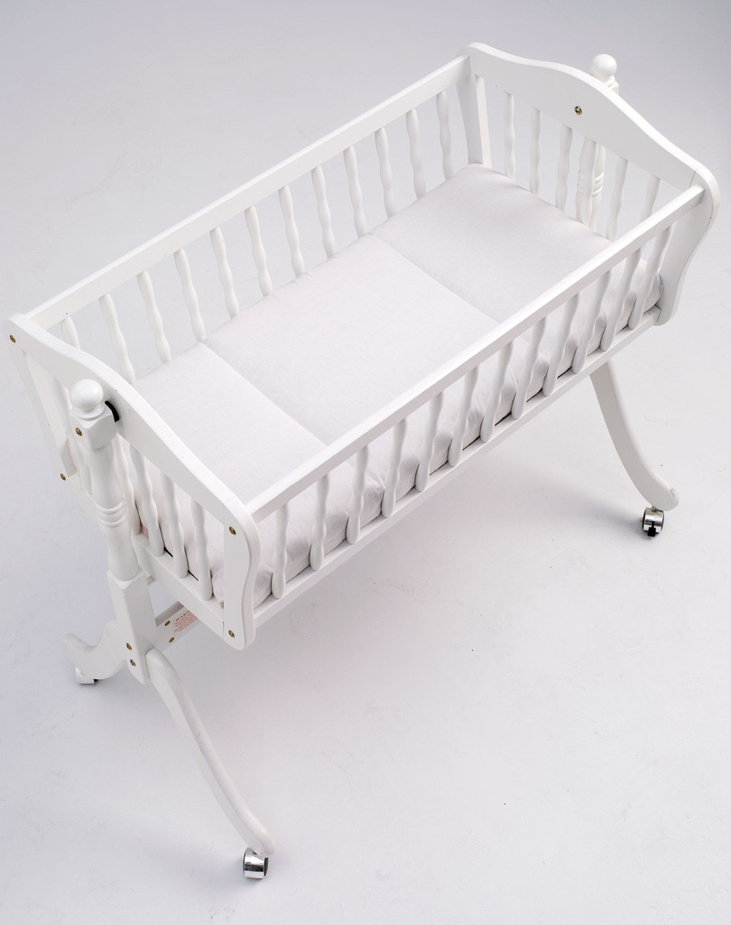 Tetra Tea Tree Organic Cradle Mattress Cradle