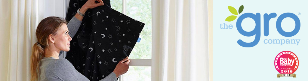 Gro Anywhere Portable Window Blockout Blind