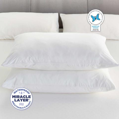 protect-a-bed-allerzip-smooth-waterproof-pillow-protector