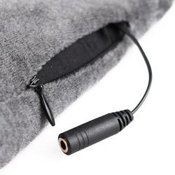 Sleep Mask with Headphones Jack
