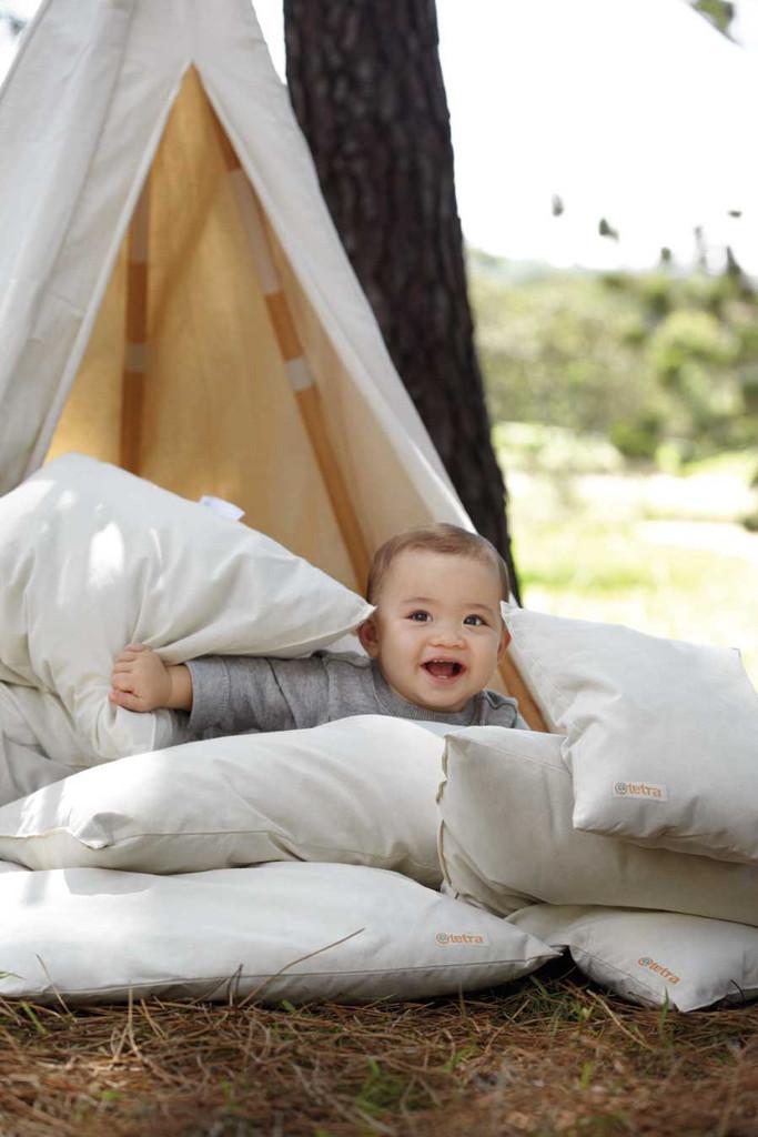 Tetra Tea Tree Organic Baby Pillow