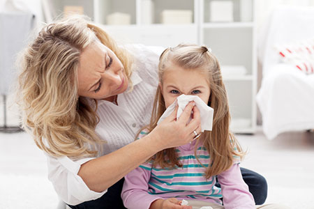 Manage Allergies for a Good Sleep